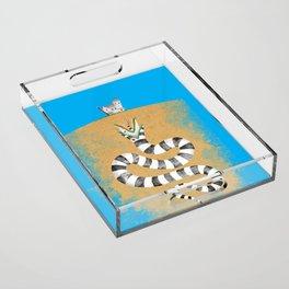 Recently Deceased Acrylic Tray