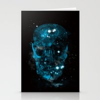 death star Stationery Cards featuring death star by frederic levy-hadida
