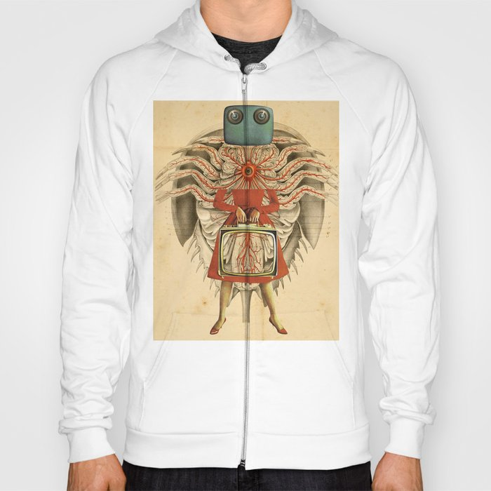 Grilled She Crab Hoody