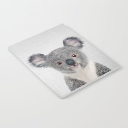 Baby Koala - Colorful Notebook