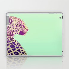 Leopard under the Sun Laptop & iPad Skin
