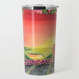 Wine Time in the Fergusson Travel Mug