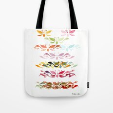 Butterfly arabesque Tote Bag