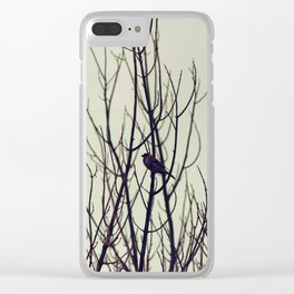 House Sparrow Clear iPhone Case