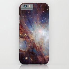 1693. The Orion Nebula in Infrared from HAWK-I  iPhone Case