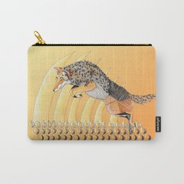 Coyote Totem Carry-All Pouch