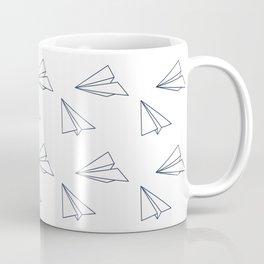 Papar airplane Coffee Mug