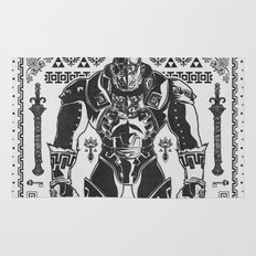 Legend of Zelda Ganondorf the Wicked Rug