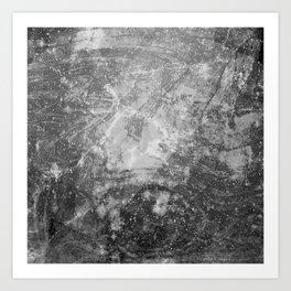 MARBLE STYLE Art Print