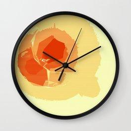Moon Lamp Wall Clock