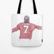 Eric Cantona Tote Bag
