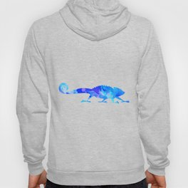 Abstract Chameleon Reptile Hoody