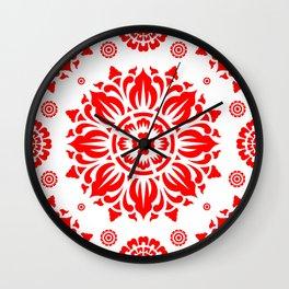 PATTERN ART13 Wall Clock