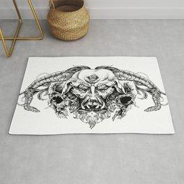 Demon Rug