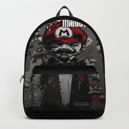 Super Mario Father Backpack