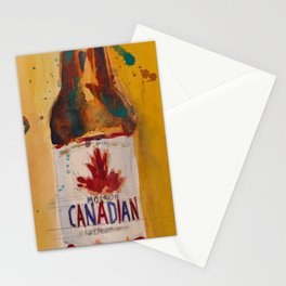 Molson Beer Stationery Cards