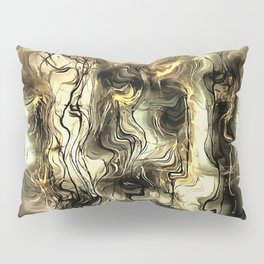 Nervous Tension Pillow Sham
