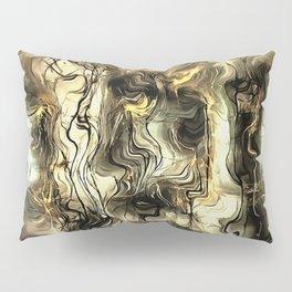 Nervous Tension Pillow Sham