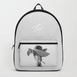 SAFIRA ZHIRAFETTA Backpack