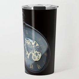 Pocket Watch Travel Mug