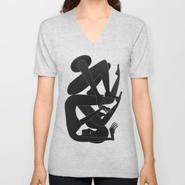 The Helping Hand Unisex V-Neck