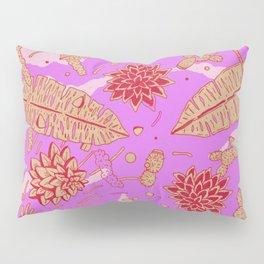 Warm Flower Pillow Sham