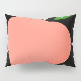 You Have A Peach of My Heart Pillow Sham