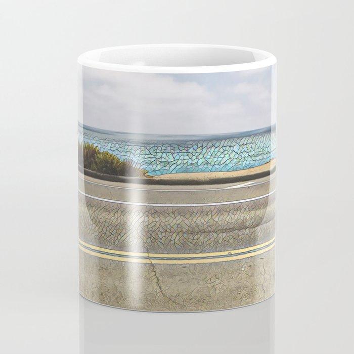 Cliffside Mosaic Coffee Mug