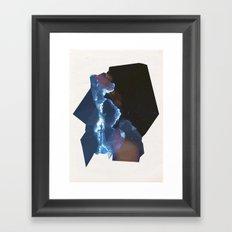 Firmamento Framed Art Print
