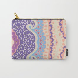 Royal Paisley Carry-All Pouch