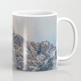 Landscape of Slovenian mountain Coffee Mug