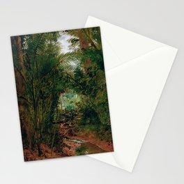 Almeida Júnior - Landscape at the Rio das Pedras (1899) Stationery Cards