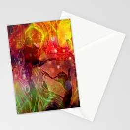 The purpose is the way itself. Take pleasure now. The eternity is here!! Stationery Cards