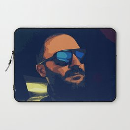 The Spiritual Lone Rider  Laptop Sleeve