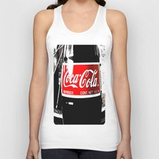 Coca-Cola Nostalgia Unisex Tank Top