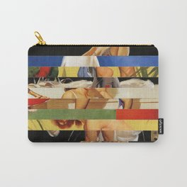 Glitch Pin-Up Redux: Jessica Carry-All Pouch