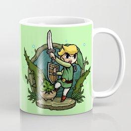 Legend of Zelda Wind Waker Forbidden Woods Temple T-Shirt Coffee Mug