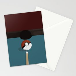8 (Poke)ball Pool! Stationery Cards