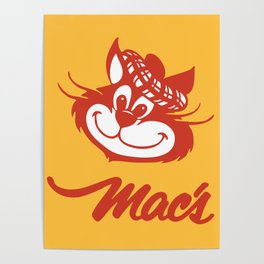 Mac's Convenience Poster