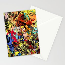Three Strikes Stationery Cards
