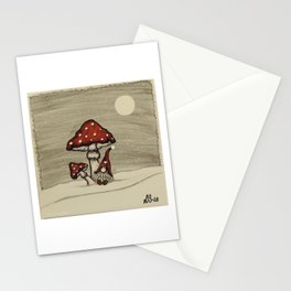 """""""Tomten Elmer"""" playing hide and seek. Stationery Cards"""
