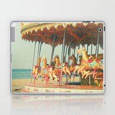 Seaside Carousel Laptop & iPad Skin