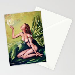 Absinthe Fairy Stationery Cards