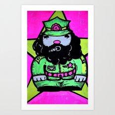 CHEEE ! Art Print