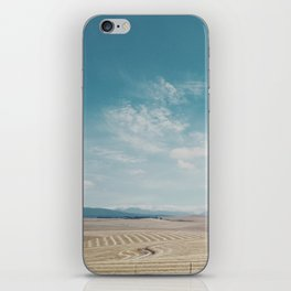 Overberg farmlands, South Africa iPhone Skin