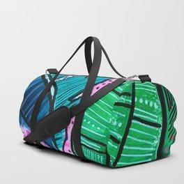 Tropical Pop Duffle Bag