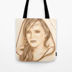 Elf Lady Tote Bag