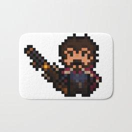 Graves, The Pixel Gunslinger Bath Mat