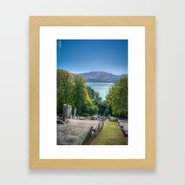 Peaceful Rest Framed Art Print