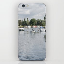 Norfolk Broads iPhone Skin